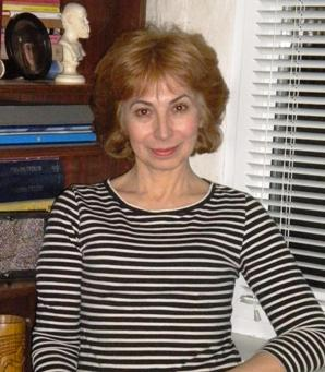 Anita Fercheva. Clinical psychologist and psychotherapist.